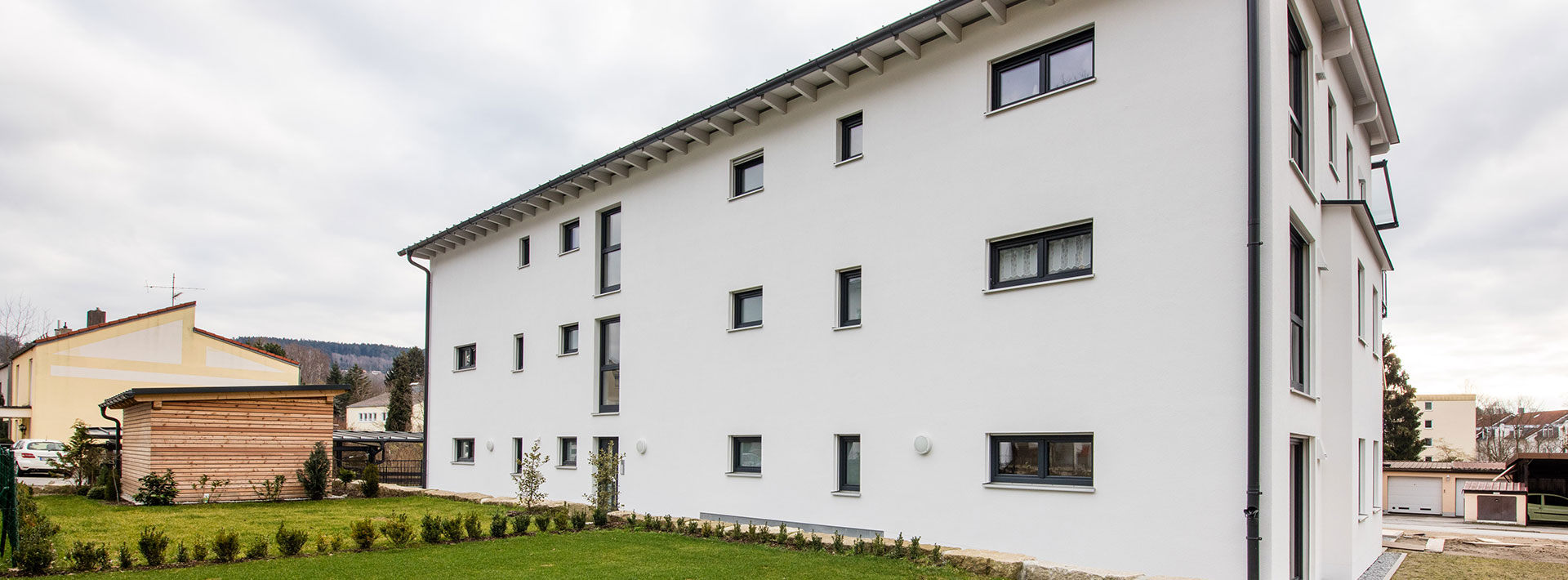 Wohnungsbau in Deggendorf