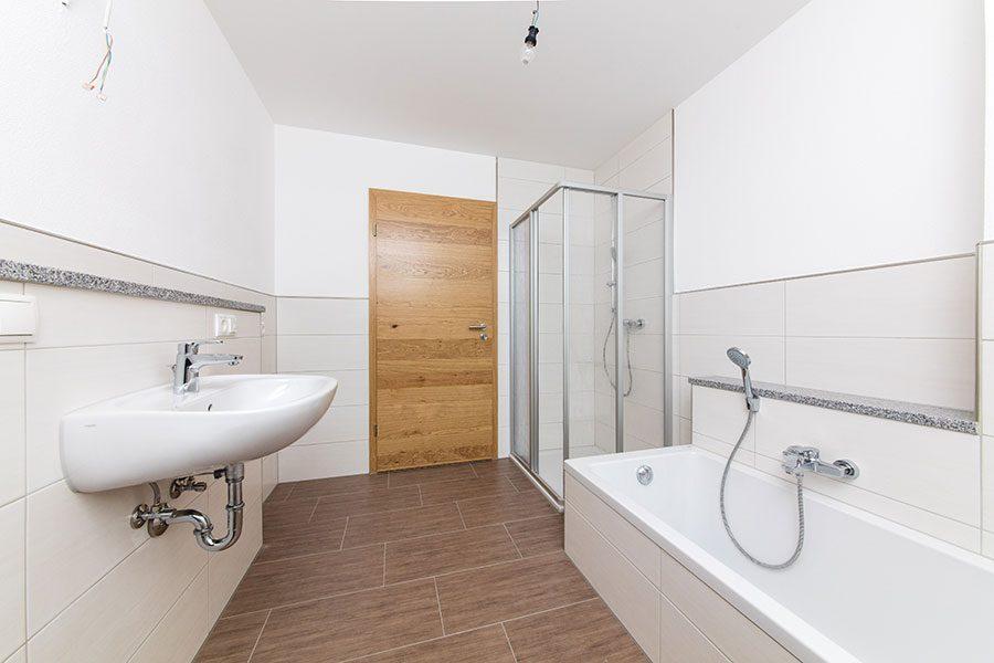 Modernes Badezimmer in Deggendorf